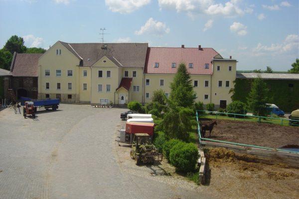 Salzatal, Rittergut Beesenstedt